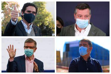 Precandidatos de Chile Vamos abren ciclo de debates de cara a las primarias presidenciales