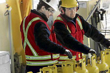 El precio del gas licuado también está en niveles récord y en doce meses el alza es histórica