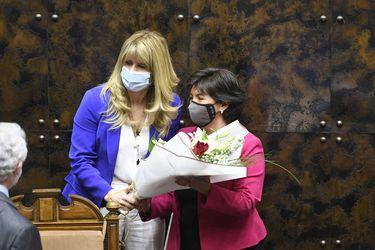 Ximena Rincón (DC) asume presidencia del Senado tras renuncia de Yasna Provoste