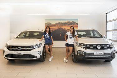 Las marcas de autos ahora también miran el fútbol femenino en Chile