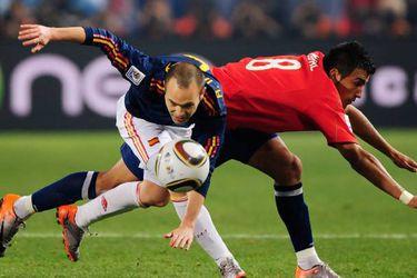 Del Bosque e Iniesta revelan la decisión de Bielsa que descolocó a España en el Mundial de Sudáfrica