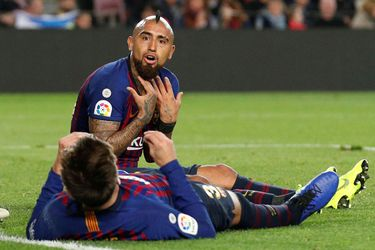 Arturo Vidal, Barcelona