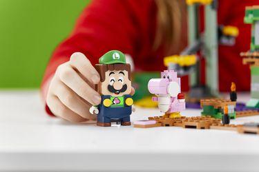 El set de Lego protagonizado por Luigi inicia su preventa en Chile