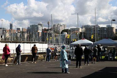 Una segunda ola peor que la primera: Australia registra su día con más fallecidos y récord de casos diarios