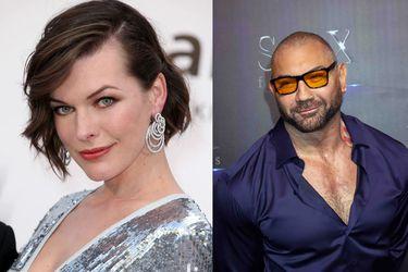 Milla Jovovich y Dave Bautista protagonizarán In The Lost Lands, basada en una historia de George R. R. Martin