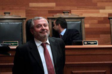 """Francisco Zúñiga (PS), abogado: """"Anticiparse a la labor de la convención es una cierta trampa ideológica de los juristas del oficialismo"""""""