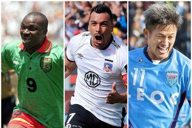 De Milla a Paredes: los futbolistas que han brillado siendo veteranos