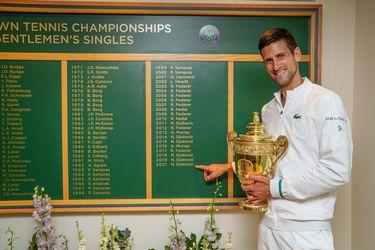 Djokovic parece no tener rivales en su carrera por ser el mejor de la historia