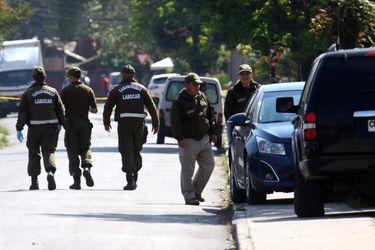 "Pareja de Fernanda Maciel apunta a vecino: ""Es el culpable, ocultó el cuerpo, la sepultó, es un psicópata"""