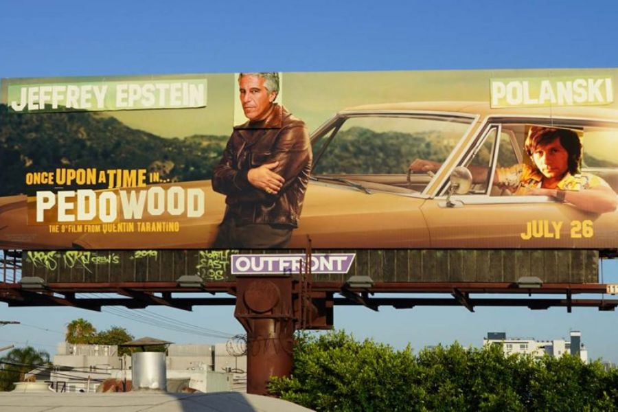 Once Upon a Time in Hollywood intervencion