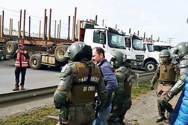 Camioneros extienden protestas y cortes de rutas