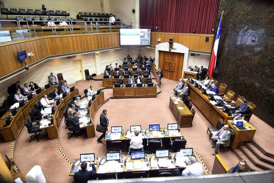 Senado Reajuste Sector Publico