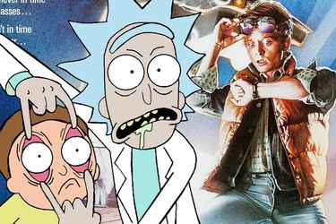 Michael J. Fox nunca ha visto Rick and Morty