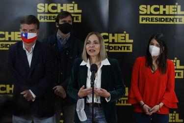"""Isabel Plá asume nueva vocería de Sichel junto a Francisco Undurraga: """"Es el candidato de nuestra coalición y es el candidato de la UDI"""""""