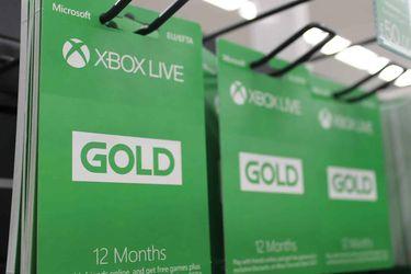 Microsoft se arrepintió y no subirá el precio de las suscripciones a Xbox Live Gold