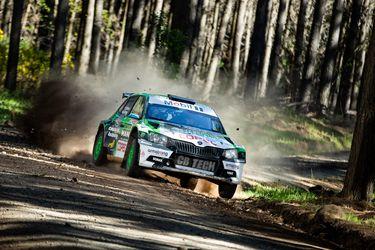 Jorge Martínez se adjudica el Rally de Quillón y celebra su primer triunfo de la temporada