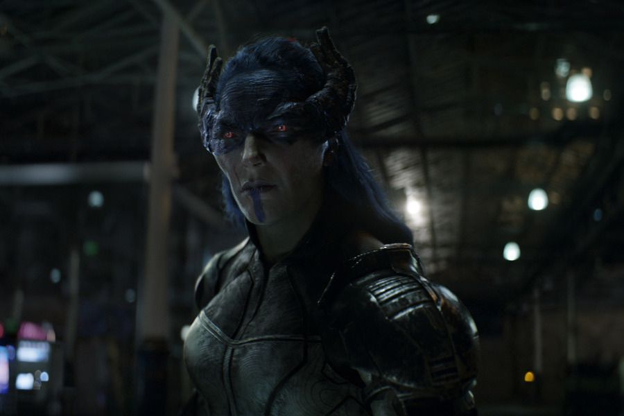 Proxima Midnight carrie coon