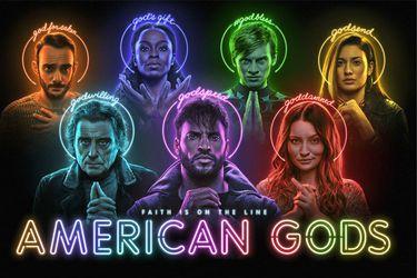 """Una conversación con Neil Gaiman sobre American Gods: """"Estoy orgulloso de devolver la serie al libro"""""""