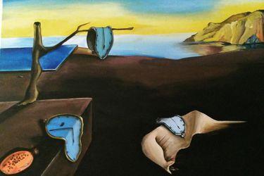La persistencia de la memoria: Dalí y los relojes derretidos del surrealismo