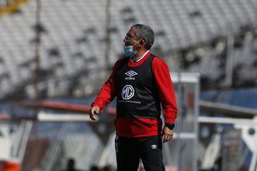 """Gualberto Jara: """"Tuvimos errores defensivos que nos costaron los goles"""""""