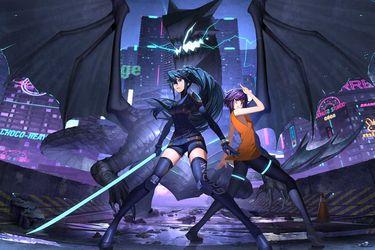 Conozcan a la llamativa propuesta ciberpunk del videojuego Anno: Mutationem