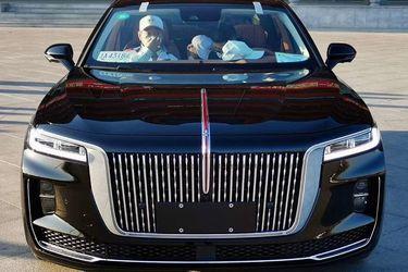 China retoma la senda: Así es el lujoso sedán basado en el Audi A6 que debutará en mayo