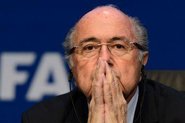 Blatter pide que Infantino sea suspendido por la FIFA