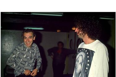 "Daniel Melero: ""Jamás les hubiera hecho grabar Trátame suavemente a Soda Stereo"""