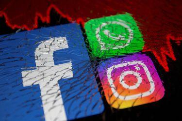 """Facebook atribuye caída a """"cambios en la configuración"""" y acción repunta en Wall Street"""