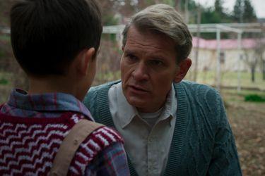 """Actor que encarna a Paul Schäfer en la serie Dignidad: """"No me parezco nada a él. Quería crear un monstruo totalmente nuevo"""""""
