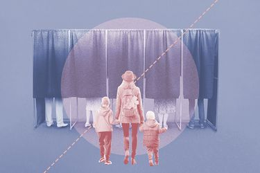 Restricción del acompañamiento en el plebiscito: Cómo nos afecta a las mujeres