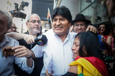 "Bolivia denuncia a Evo Morales ante OEA por ""instigar protestas"""
