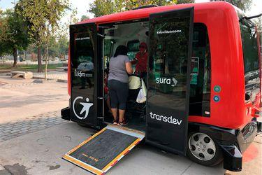 Ministerio de Transportes lanza concurso de movilidad autónoma compartida en Chile