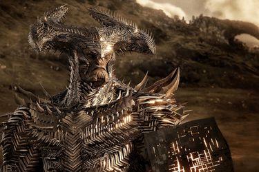"""Zack Snyder dijo que el diseño de Steppenwolf fue modificado para la versión cinematográfica de Justice League porque era """"demasiado aterrador"""""""