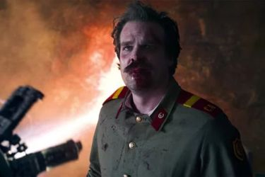 "David Harbour usó a Gandalf para anticipar la ""resurrección"" de Hopper en Stranger Things 4"