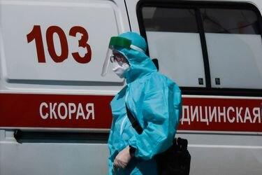 Rusia vuelve a registrar récord de nuevos casos de covid-19: Un 70% más que el mes pasado