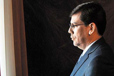 ex ministro de hacienda, Alberto Arenas