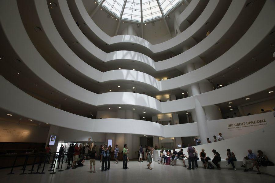 asignación Óxido Halar  La obras de Frank Lloyd Wright, Patrimonio Mundial por la Unesco - La  Tercera