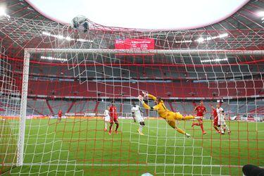 El dominio de los locales se ve mermado en el regreso sin público de la Bundesliga