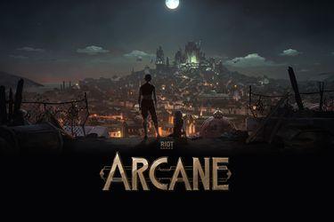 Netflix presenta un nuevo adelanto de Arcane la serie de League of Legends