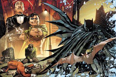 El especial Detective Comics #1027 celebrará a Batman en 12 historias con autores de primer nivel