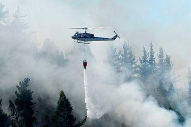 Esta es la flota aérea que combatirá los incendios forestales