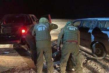 Corte de Apelaciones de Iquique revoca la prisión preventiva y fija arresto domiciliario para militares bolivianos acusados de robo con intimidación tras ser detenidos en Colchane