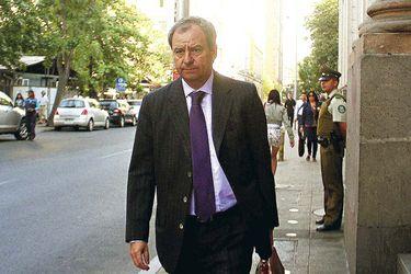 Ministro de Educación, Gerardo Varela.