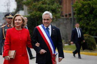 """Piñera agradece a iglesias evangélicas defensa de valores """"como la vida, la familia y la solidaridad"""" en nueva versión de Te Deum"""