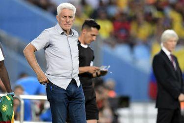 """DT de Camerún no se complica tras perder con Colombia: """"Con Chile la motivación será otra"""""""