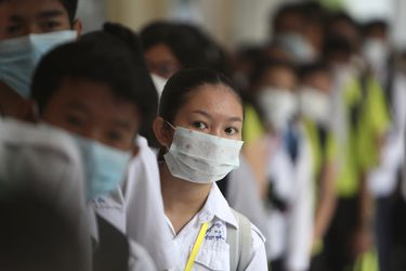 Cambodia China Outbreak