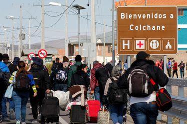PDI detecta que 59% de venezolanos que ingresa clandestinamente a Chile ya ha vivido 20 meses en otros países