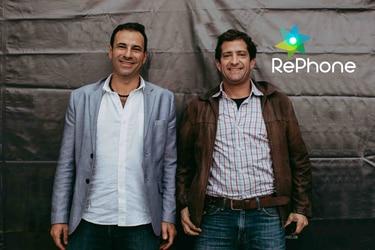 Startup chilena RePhone logra ronda de inversión de US$3,5 millones para abrir México y Colombia