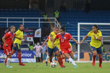 La Roja Femenina no hace pie en Cali y pierde con Colombia